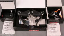 2015 Campagnolo Record 11 Speed 3pc upgrade Group Shifters front rear Derailleur