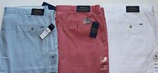 New Polo Ralph Lauren Big and Tall Classic Fit Cotton Chino Pants / asst sizes