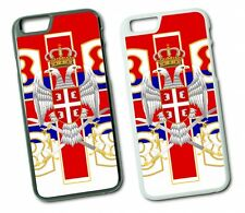 iPhone Serbia 4 Hard Cover Flip Protection Sleeve Case Cover Phone