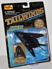 TAILWINDS – Series IV – F-117A Nighthawk – Authentic Replicas Die Cast Metal
