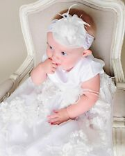 Fancy Christening - Baptism - Blessing Gowns