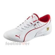 Shoes Puma Drift Cat 6 SF 305540 03 Man Racing Sneakers Scuderia Ferrari White