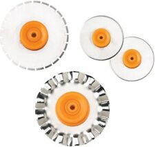 Fiskars 28mm Rotary Paper Trimmer Refill Replacement Blade SELECT YOUR DESIGN!