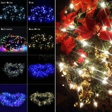 30M 200LED Fairy IP44 Waterproof String Lights Xmas Halloween Tree Wedding Party