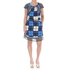 Timo Weiland 9498 Womens Silk Printed Knee-Length Casual Dress BHFO