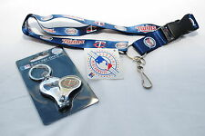 Minnesota Twins Lanyard & 3-in-1 Keyring