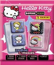 PANINI HELLO KITTY ZODIAC AND MOODS DOMINO STICKERS - PARTY BAG FILLERS - GIFTS