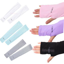 Hand Cover Sports Arm Cooling Sleeves Sun Protection Cover Golf Driving Cycling