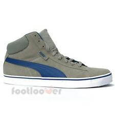 Shoes Puma 1948 mid vulc 358769 04 sneakers man casual moda Suede Grey Royal