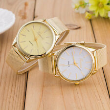 GOLD WATCH WOMENS WATCH LADIES WATCH DRESS WATCH FASHION WRIST WATCH