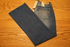 NWT WOMEN'S LEVI JEANS 515 Multiple Sizes Boot Cut Mid Rise Stretch