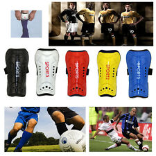 New Soccer Football Shin Guards Pads Puma Shinguard Protector with Ankle Support