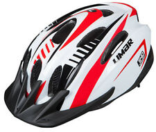 LIMAR 540 SUPERLIGHT MTB BIKE HELMET WHITE/RED