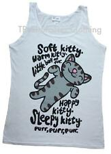 The Big Bang Theory - Soft Kitty - Ladies Lounge / Casual top