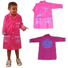 Childrens Waterproof Painting Outdoor Play Coat Crafts Messy Play Apron 3 -5 yrs