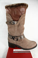 Marco Tozzi Women's Boots Winter Boots Leather pepper warm lining NEW
