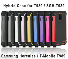 Heavy Duty Rugged Hard Case Cover For Samsung Galaxy S2 T989 Hercules T-Mobile