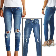 Ripped jeans womens uk – Global fashion jeans collection