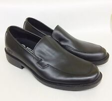 76992 Black New  Men's Work Dress Casual Freelance - Steward non slip sole
