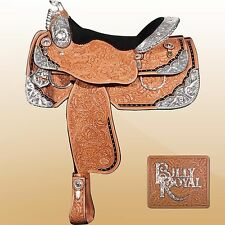 Buckeye Classic Western Show Saddle by Billy Royal