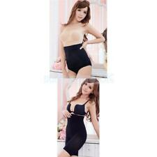 High Waist Tummy Trimmer Hip Up Stomach Control Girdle Slimming Shapewear Pants
