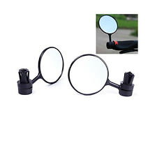 1x Bicycle Bike Sports Handlebar Flexible Rearview Mirror Reflector MFR
