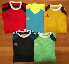 ADIDAS men's soccer goalie shirts Nwt multiple sizes and colors tops