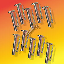 10 Pack SnowBlower Shear&Pin-Cotter Pins For MTD Series 2005-2014 Length: 1-1/2""