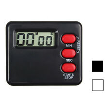 Kitchen Clock Timer 99 Minute Digital LCD Sport Countdown Calculator Watches New