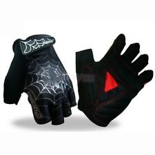 Sports Racing Bicycle Cycling Bike Shock-proof Half finger Gloves Size M L XL