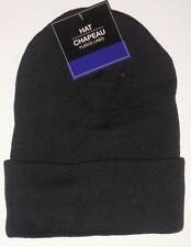 Chapeau Knit Beanie Winter Hat Cap With Fleece Lining Skiing Snowboarding
