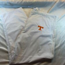 Tennessee Volunteers White Scrubs Bottoms Pants By Landau NWT NCAA Nurse Doctor