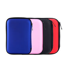 External USB HDD SSD Zipper Carry Case Pouch Storage Bag For GPS Hard Disk Drive