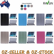 Apple Ipad Mini 3 2 1 Leather Case Cover Stand Flip 360 Twist Smart Cover NEW!