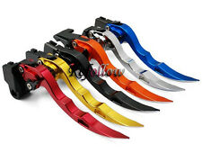 6 Color Blade Brake Clutch Levers For DUCATI ST2 98-03 MONSTER M750/M750IE 94-02