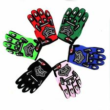 Youth/Kids ATV Motocross MX Dirt Bike Motorbike Motorcycle Off-Road Gloves