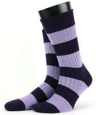 Mens Corgi Wool Stripe Socks