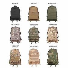 40L Outdoor Molle Military Tactical Backpack Rucksack Traveling Bag Durable ZP8L
