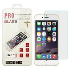 Smart/Anti-spy/ABlue Tempered Glass Screen Protector For Apple iPhone 5s 6s Plus