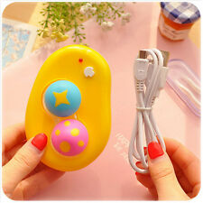 Health Care Home Travel Portable Mini Cute Contact Lens USB Auto Washer Cleaner