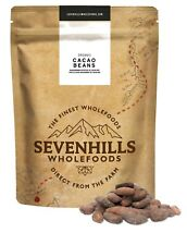 Organic Raw Cacao Beans | Chocolate Detox - by Sevenhills Wholefoods