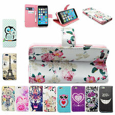 New Protective Stand Flip Leather Phone Holder Pouch Case Cover For Mobile Phone