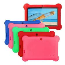 "New Silicone Soft Gel Case Cover For 7"" Android A23 Q88 Tablet PC Kids Gifts AD"
