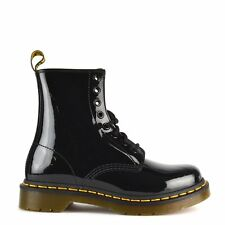 Dr Martens 1460 Black Patent Lace Up Boot
