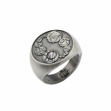 NEW Genuine Licensed Doctor Who The Master's Signet Ring - Harold Saxon