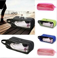 Waterproof Football Shoe Bag Travel Boot Rugby Sports Gym Carry Storage Box ^