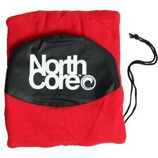 Northcore The Stretch Minimal Sock Unisex Luggage Surfboard Bag - Red All Sizes