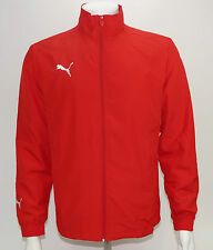 Puma Tracksuit top V5. 08 Woven Suit 651167 01 Red NEW Size S