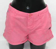 SuperDry Vintage Washbasket Boy Short GS7GE067 Pink + new + Size XS - L
