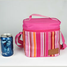 Carry Storage Handbag Tote Thermal Insulated Waterproof Cooler Lunch Box Bag